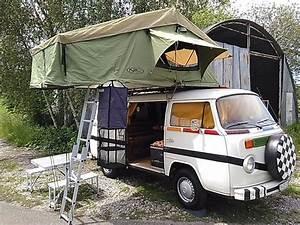 Dachzelt Vw T4 : gen gend solar strom power mit einem dachzelt vw t2 ~ Kayakingforconservation.com Haus und Dekorationen