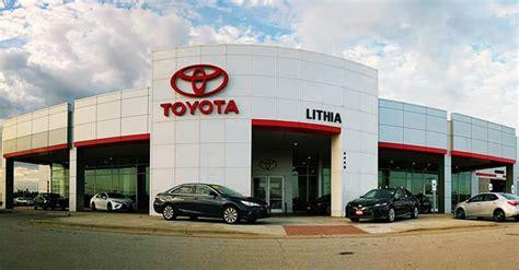 Lithia Toyota Abilene by Lithia Toyota Of Abilene New Used Toyota Sales In