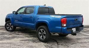 Test Drive  2016 Toyota Tacoma Trd Sport