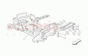 Maserati Granturismo  2014   Auto Front Underchassis Parts