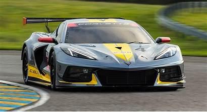 Corvette Chevrolet C8 C8r Racers Battle Carscoops