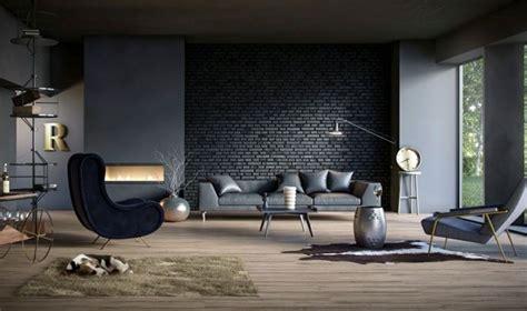 wohnzimmer ideen anthrazit wohnkultur design