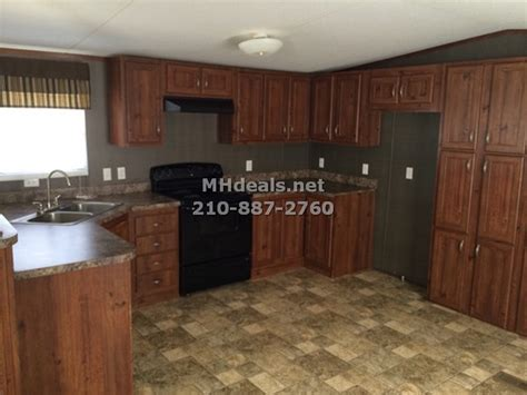 mobile home kitchen cabinets for large single wide wind zone 2 home corpus christi 9753