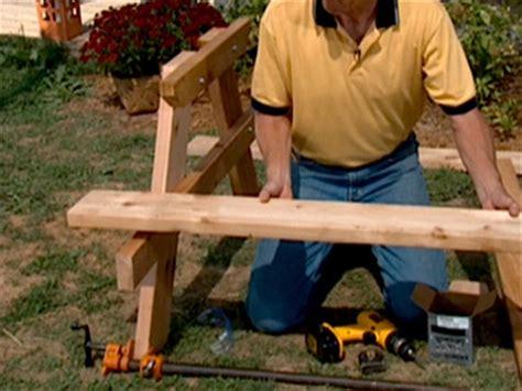 diy wooden picnic table easy diy  crafts