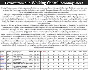 Frostbite Chart Time Keeping Running Records Hetta Huskies Dog Sledding