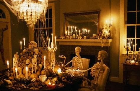skeletons dinner guests pictures   images
