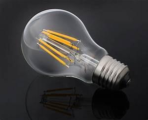 Retro Glühbirne Led : retro e27 4 16w led vintage lampe kugel filament gl hbirne fadenlampe 110 220v ebay ~ Orissabook.com Haus und Dekorationen