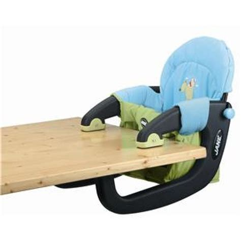 chaise de table bebe j 39 ai testé pour vous la chaise de table jané baby pop