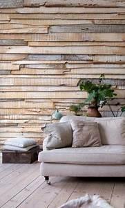 Planche De Bois Pour Mur Intérieur : id es d co habiller ses murs de bois ~ Zukunftsfamilie.com Idées de Décoration