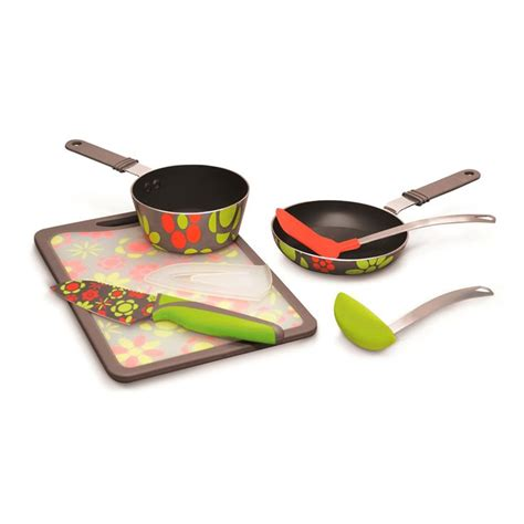 gourmet  starfrit special mini cookware kit wwwstarfrit