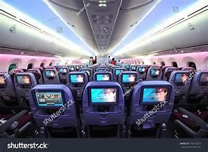 Singapore February 12 Qatar Airways Boeing Stock Photo ...