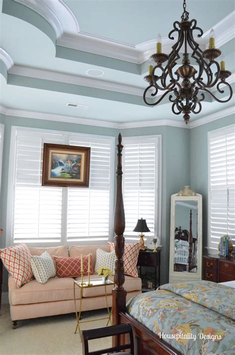 How To Make A Tray Ceiling by How To Make Your Tray Ceiling Feel Like Home