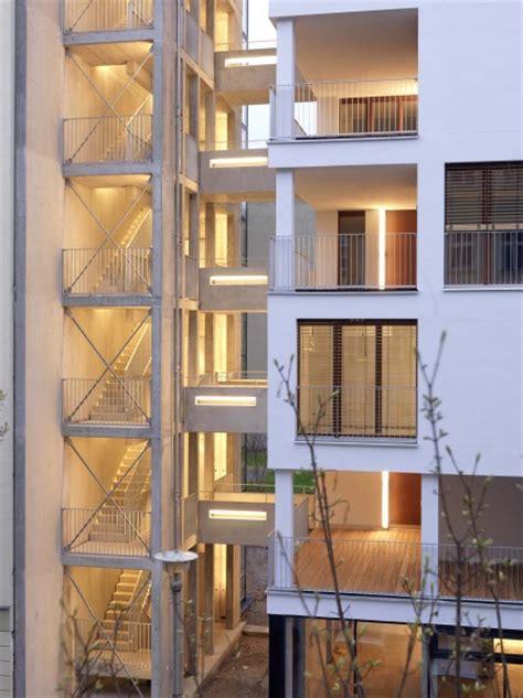 Offenes Treppenhaus Abtrennen by Architecture In Development E3 Berlin