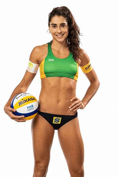 Carol Volleyball Beach Maria Solberg Antonelli Carolina
