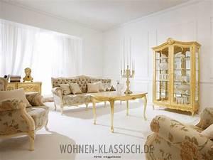 Säulen Fürs Wohnzimmer : goldene momente im wohnzimmer klassisch wohnen ~ Sanjose-hotels-ca.com Haus und Dekorationen