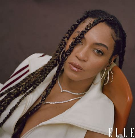 beyonce opens   motherhood  care  partnership  adidas   covers elle