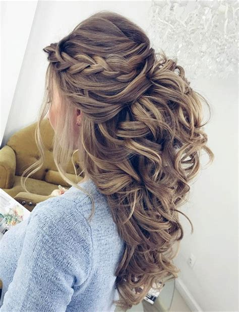 diy wedding hairstyles half up 20 amazing half up half wedding hairstyle ideas page 2 of 2 oh best day