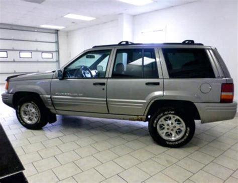 cheap suv   jeep grand cherokee limited