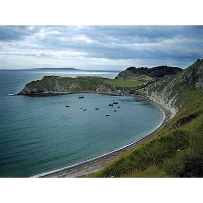Panoramio - Photo of Lulworth Cove