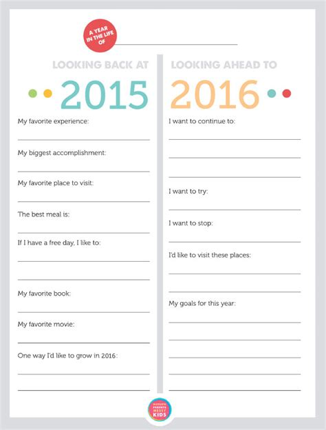 new year resolutions printable kid free free printable family new year s resolutions year in review modern parents