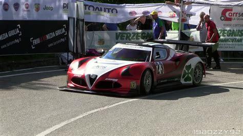 Alfa Romeo 4c Engine by Alfa Romeo 4c With A Zytek V8 Engine Depot