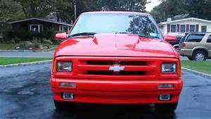 Purchase Used Chevy S10 Ss P  U   Ramjet Fuel Injection 1995 In Lindenhurst  New York  United