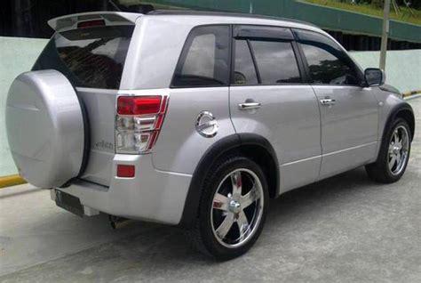 Modifikasi Suzuki Grand Vitara by Modifikasi Suzuki Grand Vitara 2014 Modifikasi Motor