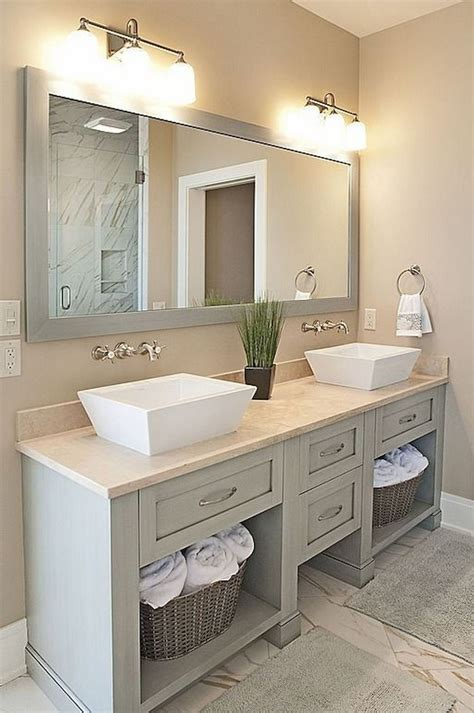 gorgeous modern farmhouse bathroom design ideas