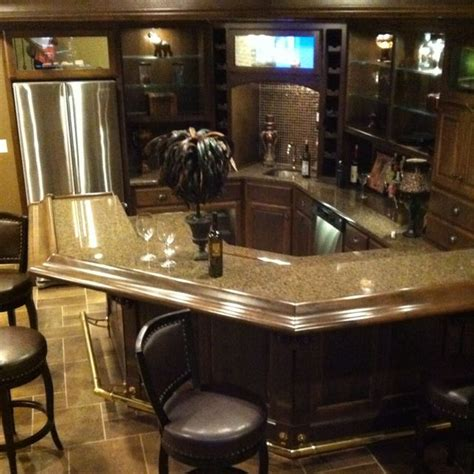 Corner Bar Basement by Best 25 Corner Bar Ideas On Coffee Bar Built