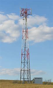 Cell Phone Base Station Tower