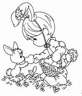 Easter Coloring Pages Disney Princess Printable Title sketch template