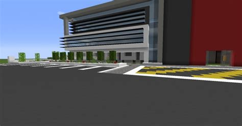 Modern Building Minecraft Project