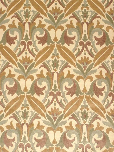 vintage papier peint baroque des 233 es 70 vintage