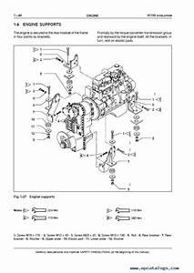Fiat Kobelco W190 Evolution Wheel Loader Service Manual