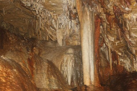 Inside Cave Of The Mounds Free Stock Photo - Public Domain ...