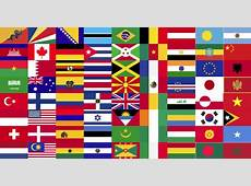 World Countries List, az list of Countries and Regions in