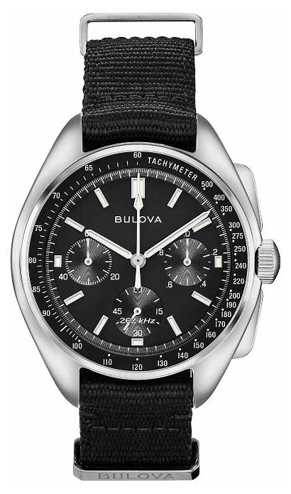 Lunar Pilot Bulova Edition Jewelry Limited Polished
