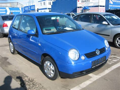 2002 Volkswagen Lupo Pictures, 1000cc., Ff, Manual For Sale