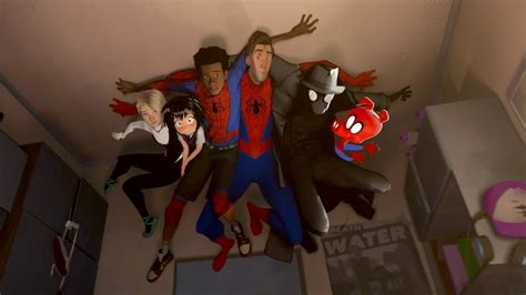 Spider Man Into The Spider Verse Complete Guide To
