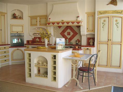 cuisine style provencale modele de cuisine provencale moderne galerie avec cuisines