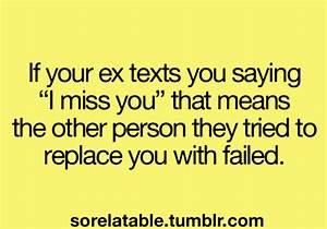 ex boyfriend on Tumblr
