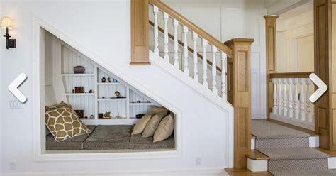 Ideen Zur Gestaltung Des Raumes Unter Der Treppe