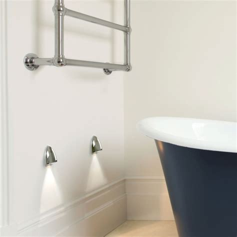 recessed wall lights for bathroom recessed led bathroom ip65 wall light