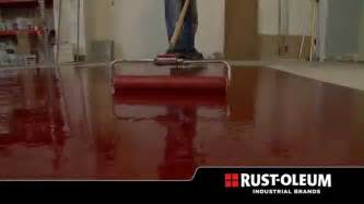 rust oleum 174 heavy metal decorative floor coating youtube