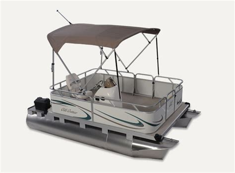 Gillgetter Pontoon Boats by Research 2009 Gillgetter Pontoon Boats 713 Outfitter