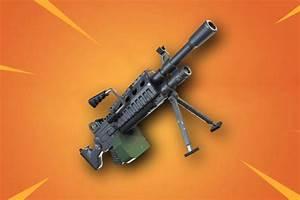 FORTNITE Comparao Da Nova LMG Com Outras Armas ESports