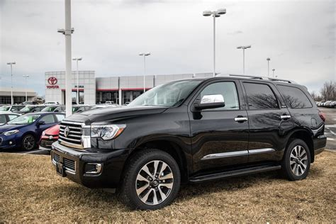 Toyota Of Peoria by New 2019 Toyota Sequoia Limited 4wd Peoria Toyota