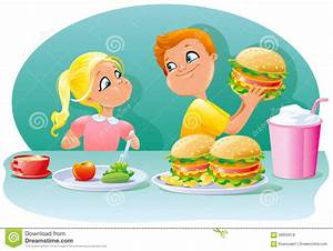 Child Eating Healthy Food Clipart | www.imgkid.com - The ...