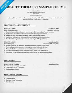 Cosmetology Instructor Cover Letter Beauty Resume Sample We Also Have 1500 Free Resume