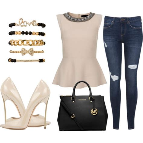 15 Gorgeous Party Polyvore Outfits For The Next Night Out
